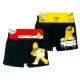 Lot de 2 boxer Les Simpsons.