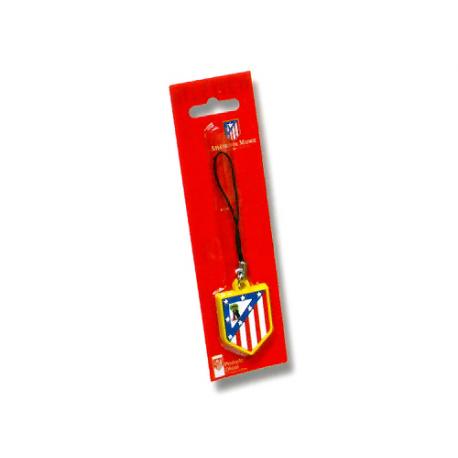 Accesorio de móvil del Atlético de Madrid.
