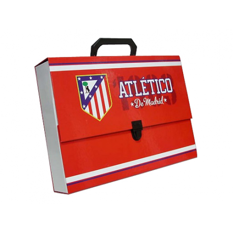 Atlético de Madrid Folder flaps.