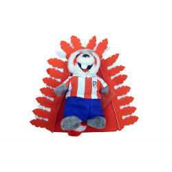 Atlético de Madrid Medium Plush.