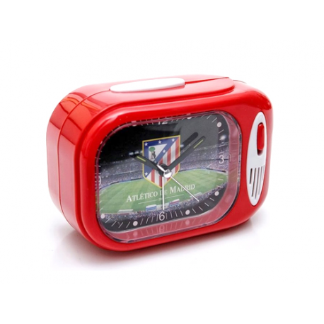 Atletico de Madrid Alarm clock anthem.