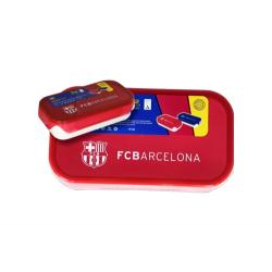 Fiambrera del F.C.Barcelona.