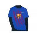 Camiseta algodón niño del F.C.Barcelona.