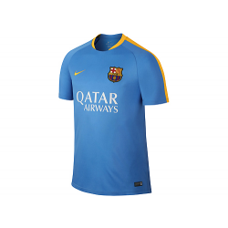 Camiseta entrenamiento adulto F.C. Barcelona 2015-16.