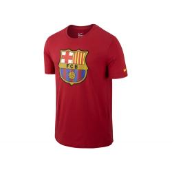Camiseta algodón adulto F.C. Barcelona 2015-16.