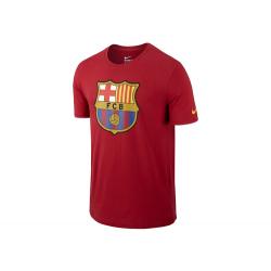 Camiseta algodón niño F.C.Barcelona 2015-16.