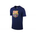 Camiseta algodón niño F.C.Barcelona.