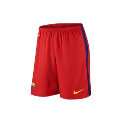 F.C.Barcelona Kids Home Shorts 2015-16.