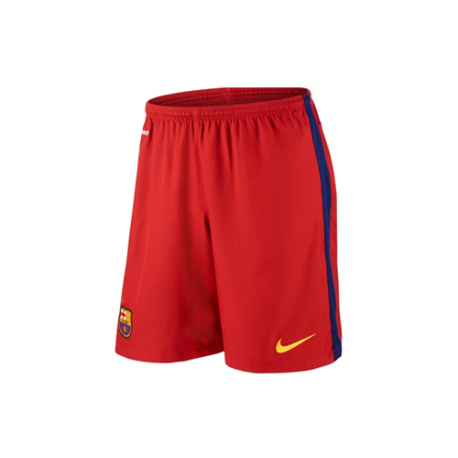 Pantalón corto niño 1ª equipación F.C.Barcelona 2015-16.