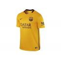 Camiseta oficial niño 2ª equipación F.C.Barcelona 2015-16.