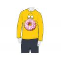 Pyjama adultes Les Simpsons manches longues.