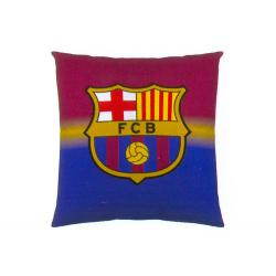 Cojín de tela del F.C.Barcelona.