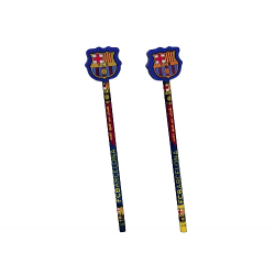 F.C.Barcelona Rubber Pencil.