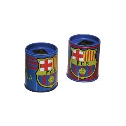 Sacapuntas del F.C. Barcelona.