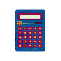 Calculadora jumbo solar del F.C.Barcelona.