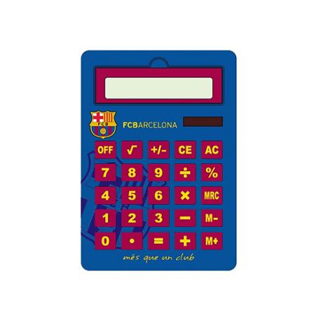 F.C.Barcelona jumbo Calculator.
