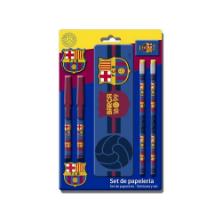 Set papelería del F.C.Barcelona.