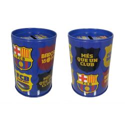 Hucha cubilete del F.C. Barcelona.