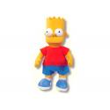 Peluche mediano de Bart Simpson.