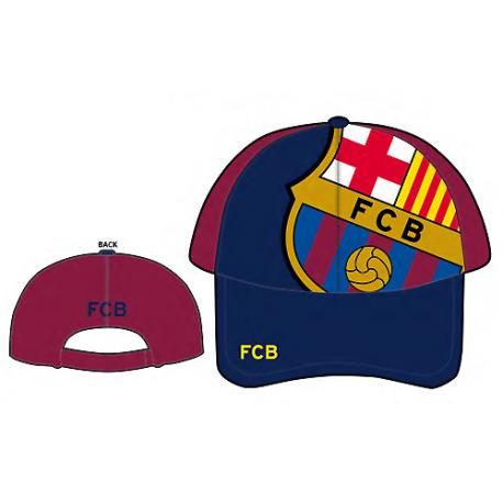 Gorra bebé del F.C.Barcelona.