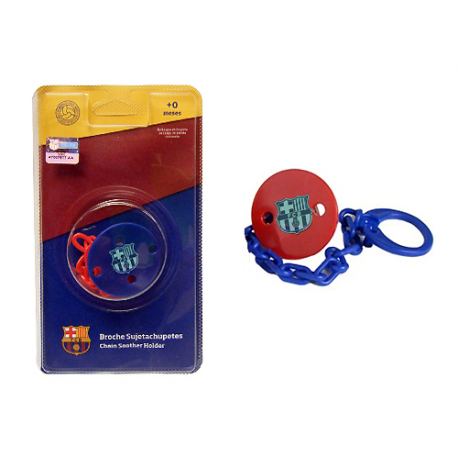F.C.Barcelona Soothers holder.