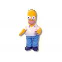 Peluche moyen Homer Simpson.