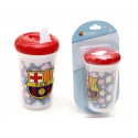 F.C.Barcelona Training Tumbler.