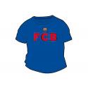 Camiseta para bebé del F.C.Barcelona.