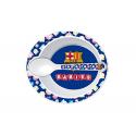 F.C.Barcelona Infant 2 piece Tableware.