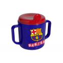 Taza infantil del F.C.Barcelona.