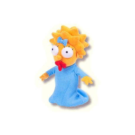 Maggie Simpson Medium Plush doll.