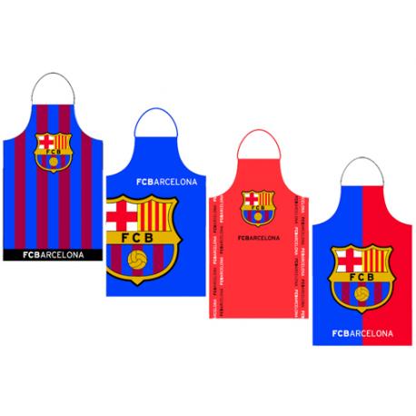 Delantal de microfibra del F.C.Barcelona.