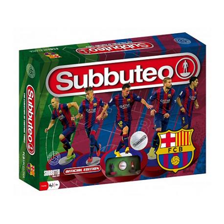 Subbuteo del F.C.Barcelona.