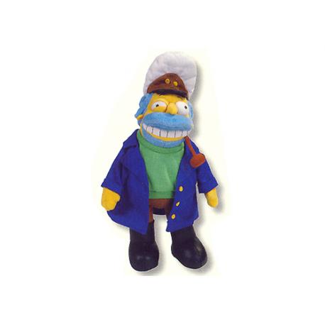 McCallister Captain Medium Plush doll.