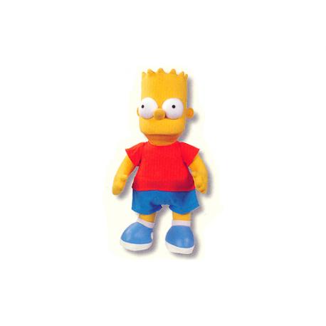 Peluche petit Bart Simpson.