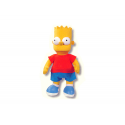 Peluche pequeño de Bart Simpson.