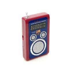 Radio de bolsillo del F.C.Barcelona.