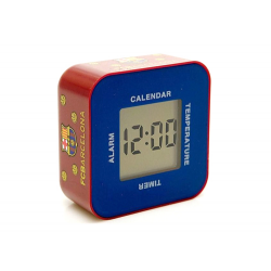 F.C. Barcelona Digital Alarm Clock.