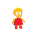Peluche petit Lisa Simpson.