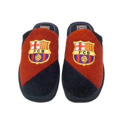 Chaussons F.C.Barcelona.
