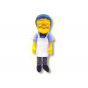 Moe Szyslak Medium Plush doll.