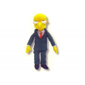 Burns, C.M. Medium Plush doll.