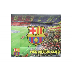 F.C.Barcelona Paper photo frames.