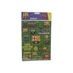 Pegatinas grandes del F.C.Barcelona.