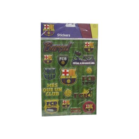 Grands stickers F.C.Barcelona.