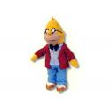 Peluche moyen Abraham Simpsons.