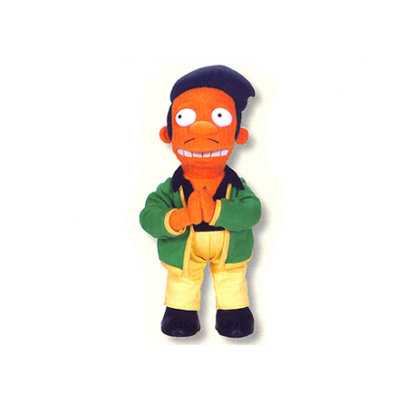 Apu Nahasapeemapetilon Medium Plush doll.