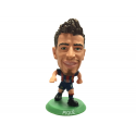Figura jugador SoccerStarz Piqué del F.C.Barcelona.