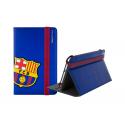 Funda para tablet 7 pulgadas del F.C. Barcelona.