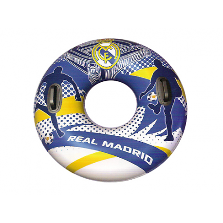 Real Madrid Swim ring with hadnle.
